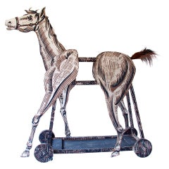 Life Size Horse Model