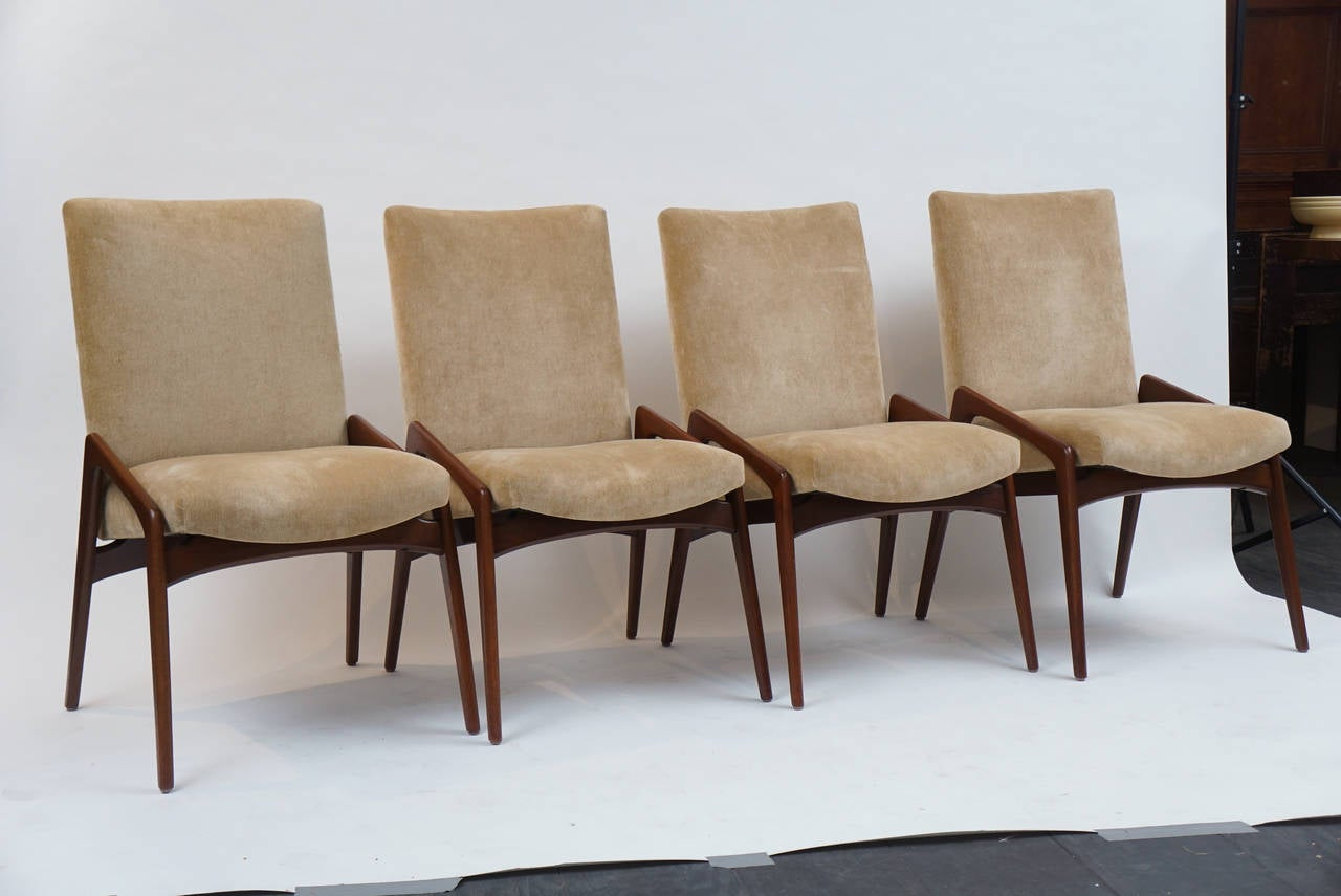 mid century modern upholstered dining chairs set of 12 mid century modern upholstered dining chairs at 310