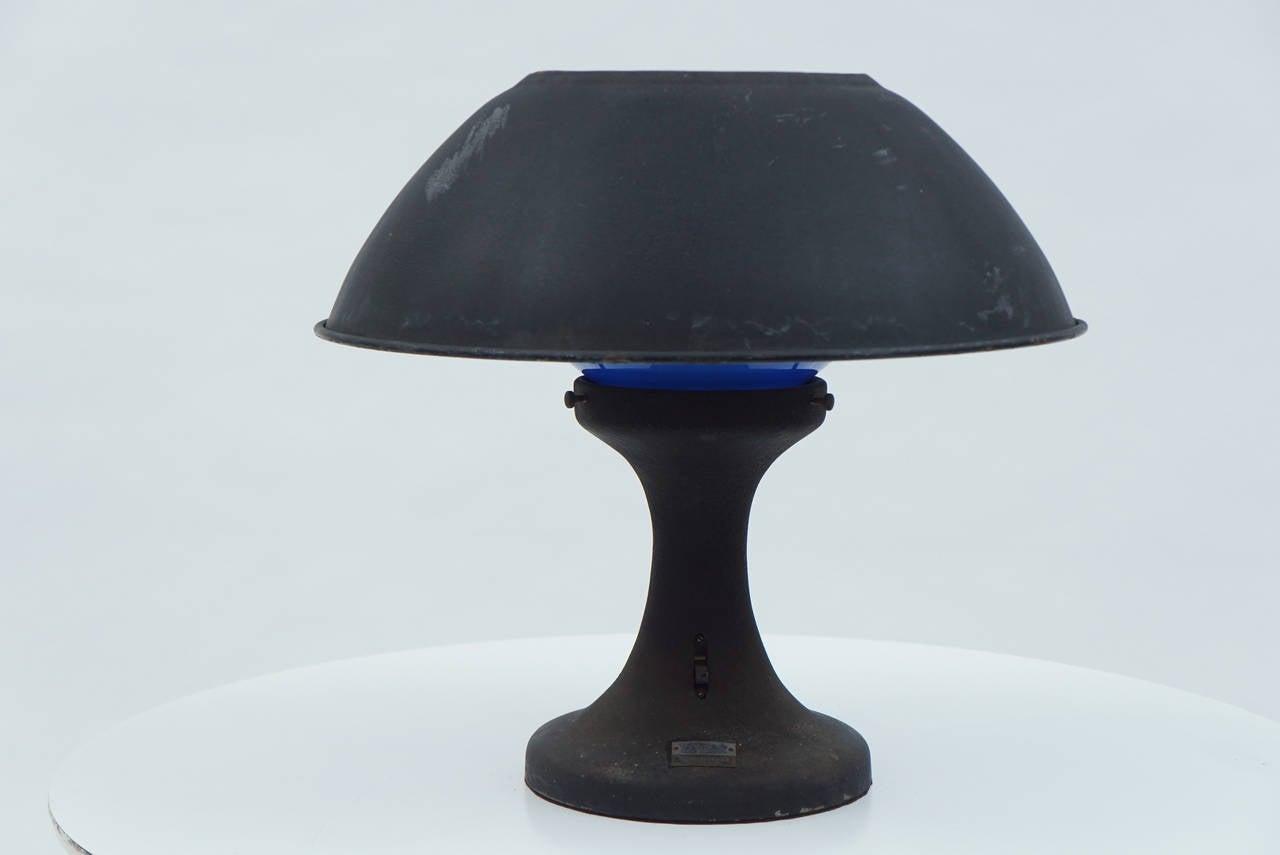 unique botany laboratory lamp for sale at 1stdibs. Black Bedroom Furniture Sets. Home Design Ideas