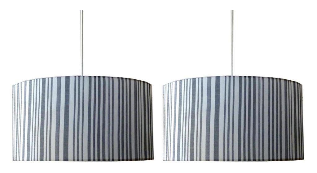 Custom Drum Pendant Lights At 1stdibs