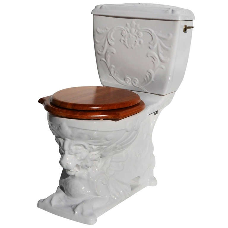 The Ultimate Ceramic Throne By Laufen At 1stdibs