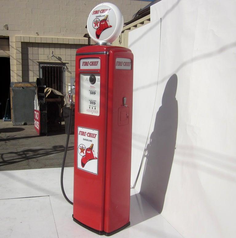 vintage texaco gas pump by tokheim at 1stdibs