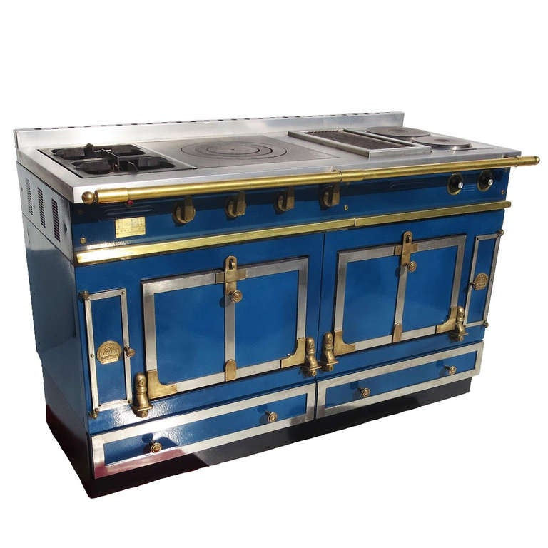 la cornue of enameled custom stove at 1stdibs