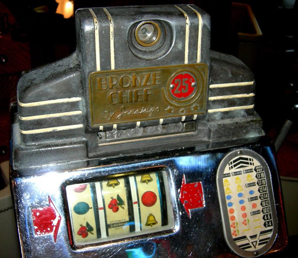 jennings 25 cent slot machines