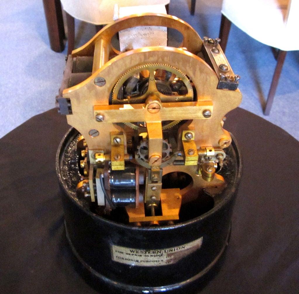edison ticker machine for sale