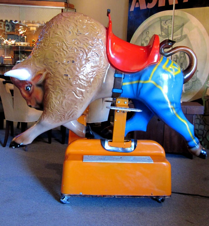 """Buffalo Ride From the Movie """"Juno"""" 2"""