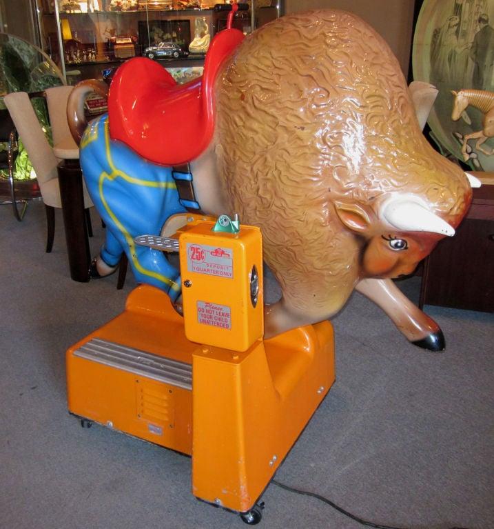 """Buffalo Ride From the Movie """"Juno"""" 6"""