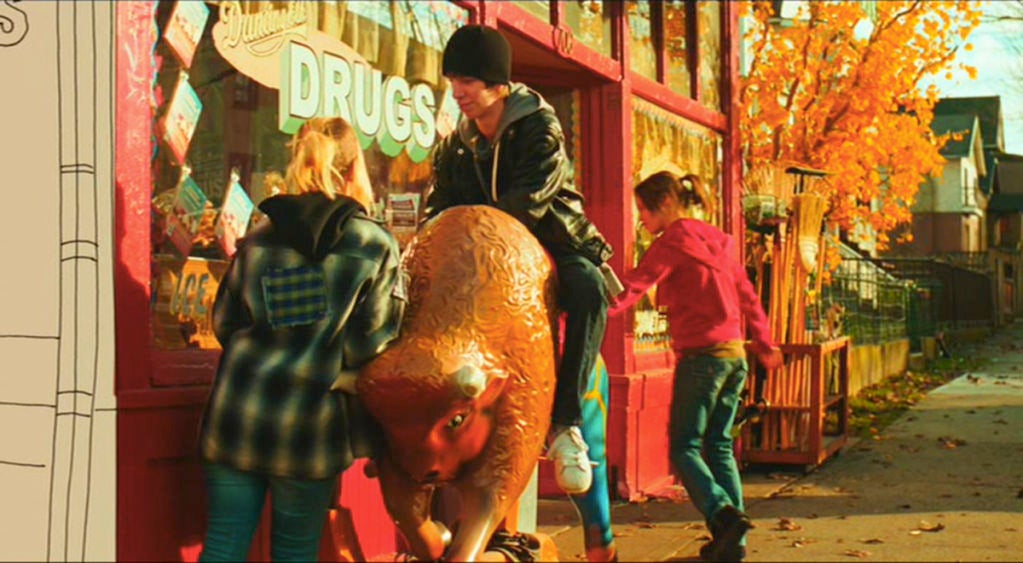 """Buffalo Ride From the Movie """"Juno"""" 8"""