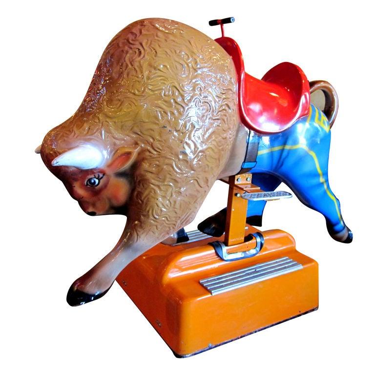 """Buffalo Ride From the Movie """"Juno"""""""