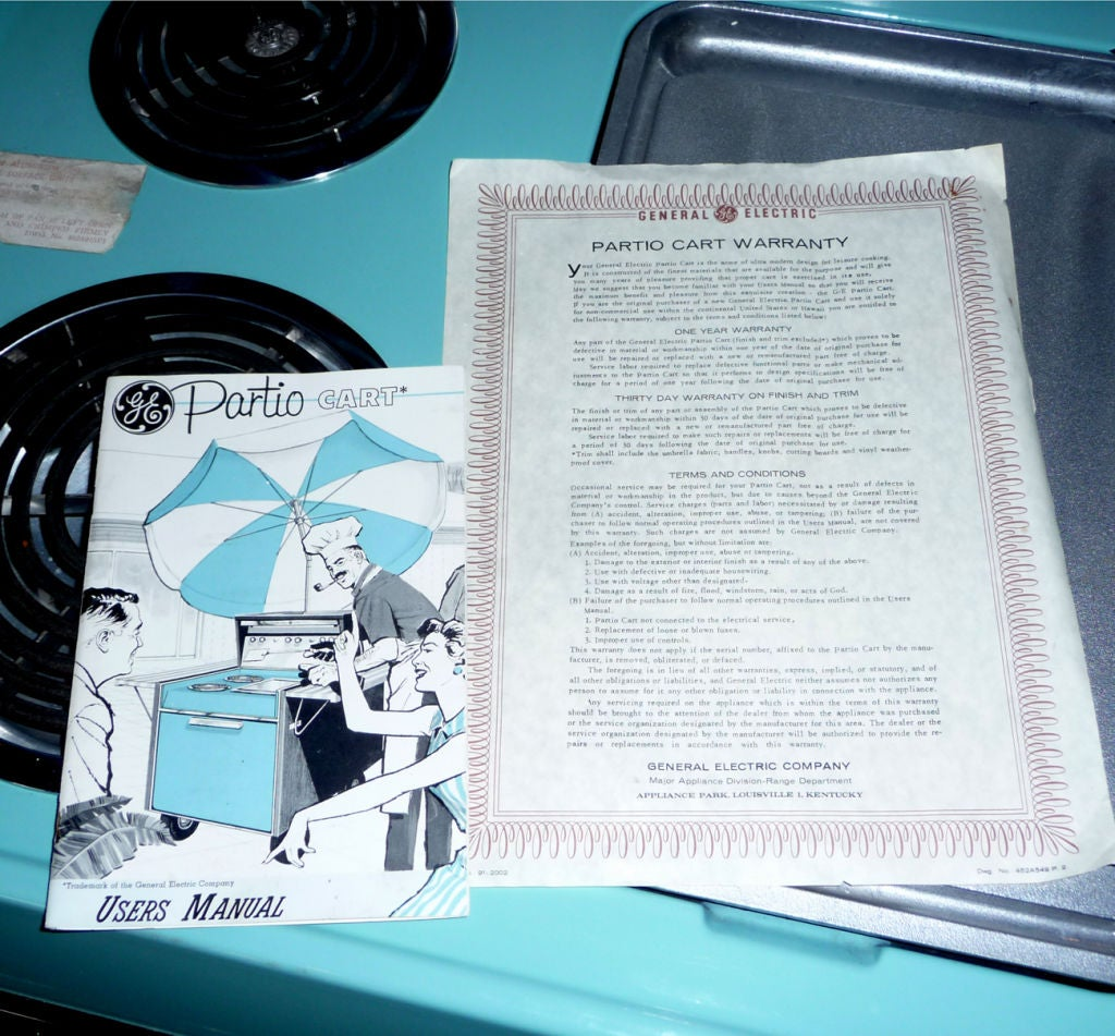 1956 N.O.S. General Electric