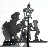 "Howard Johnson's ""Simple Simon"" Weathervane image 2"