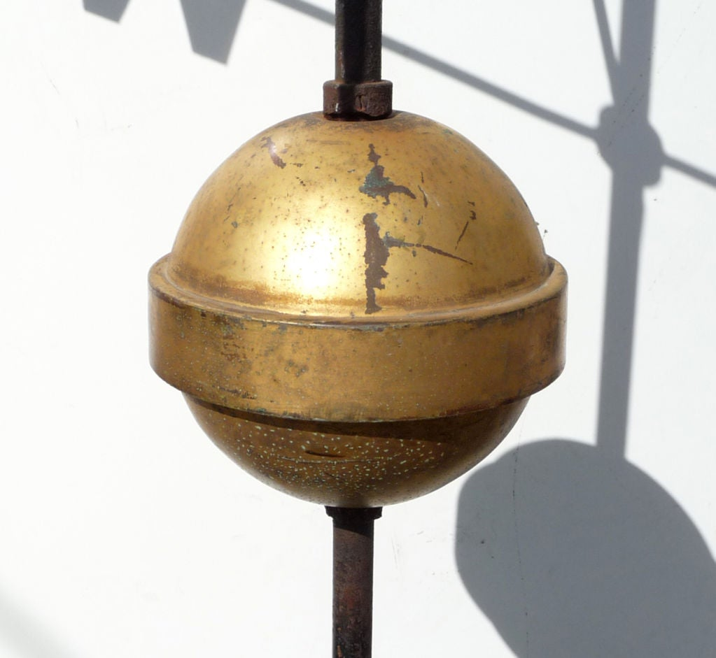 "Howard Johnson's ""Simple Simon"" Weathervane 6"