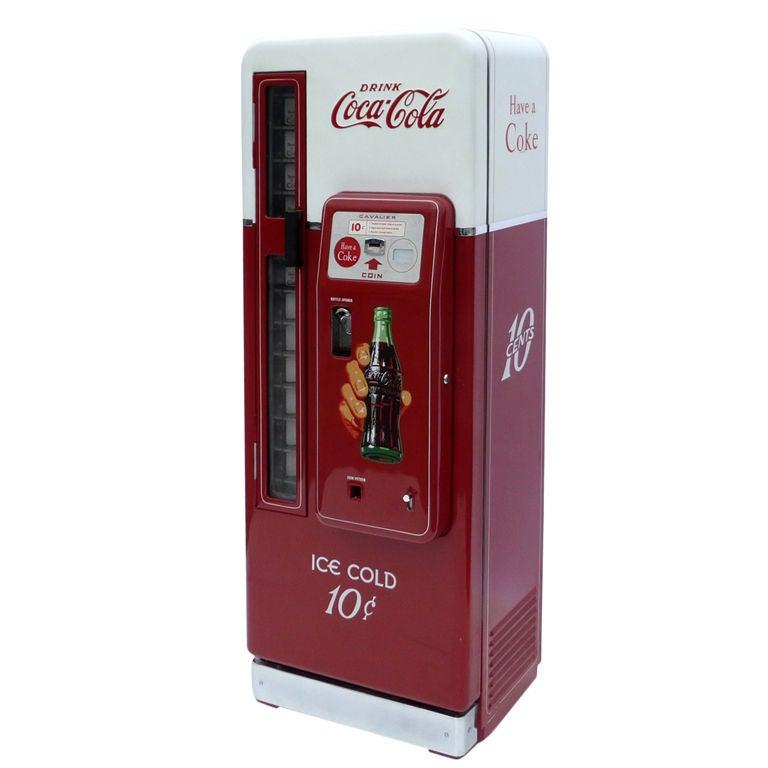 cavalier vending machine parts