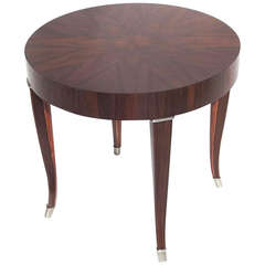 Art Deco Style Occasional Table