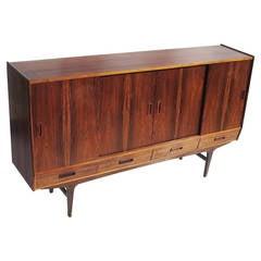 Rosewood Sideboard by Danish Designer Hans Jorn