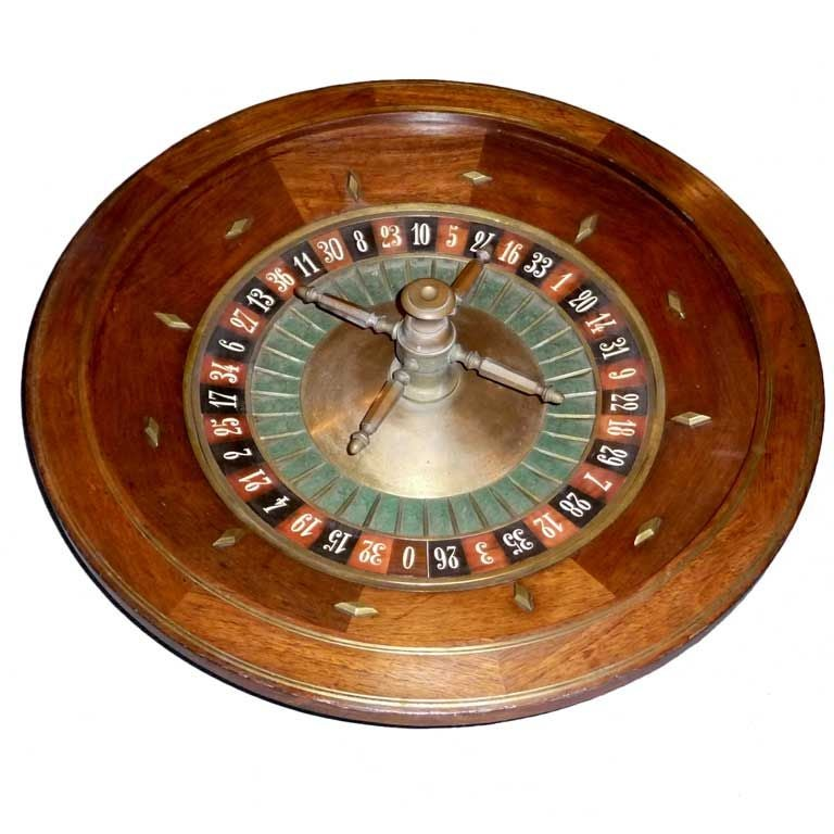 european roulette wheel for sale