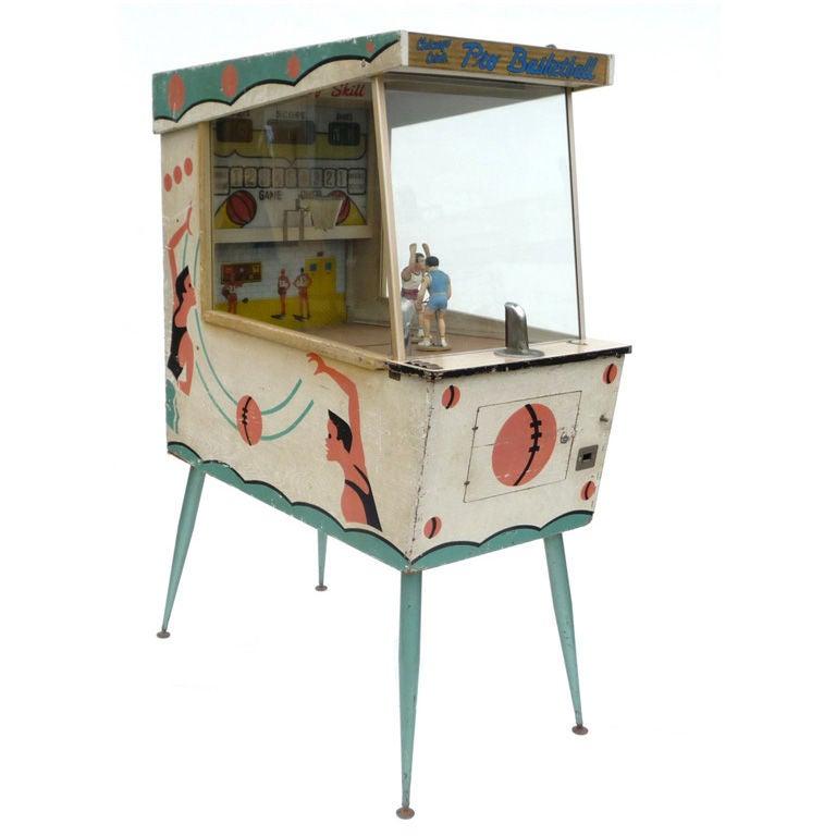 Vintage Game Room Furniture