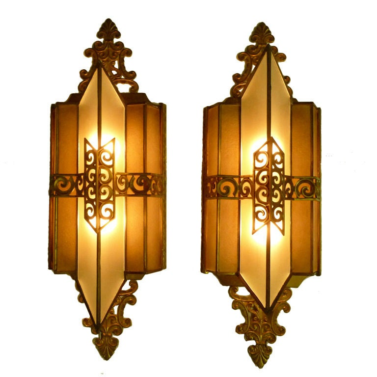 artistic wall sconces