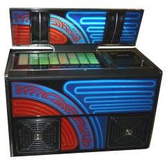 Rock-Ola 464 Working 1970's Disco Jukebox