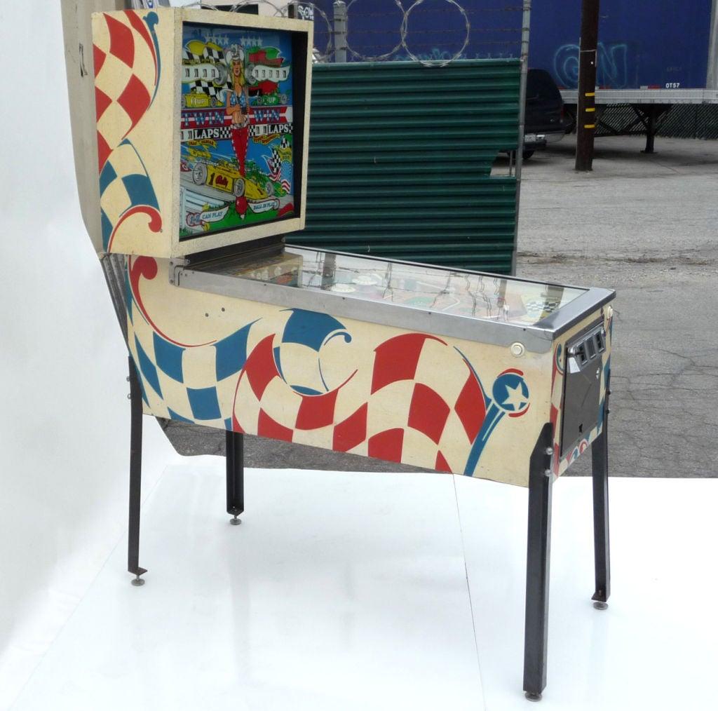 Bally Quot Twin Win Quot Working Pinball Machine At 1stdibs