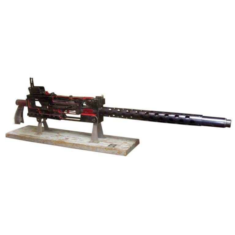 30 caliber machine gun