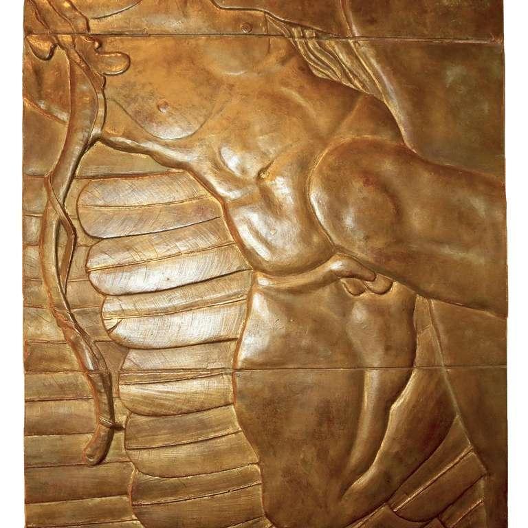 Ceramic Wall Art Art Deco Ceramic Ocean Liner