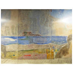 Paneled Wall by Enrico Paulucci for Stella Maris II Ocean Liner