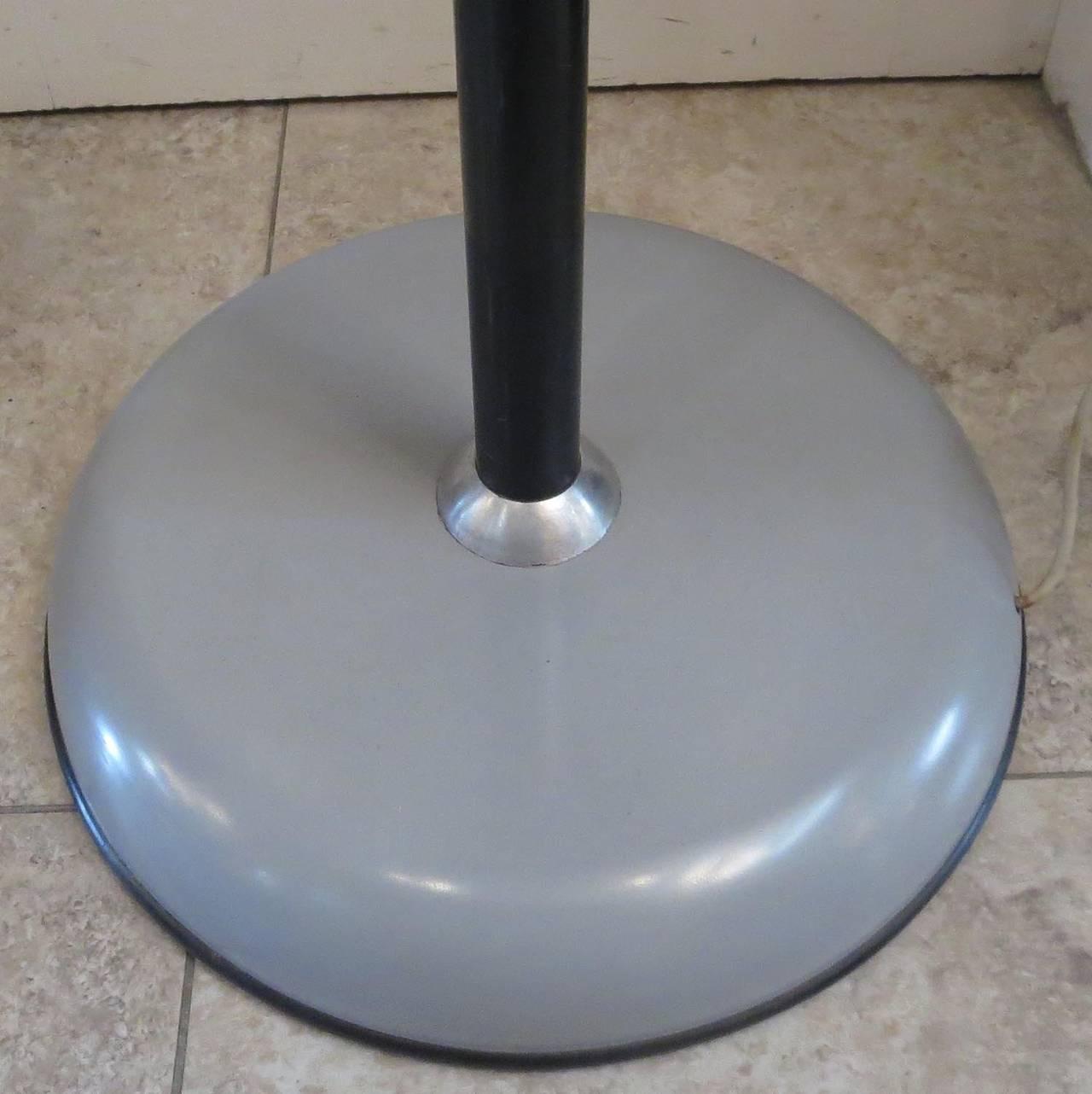 Fully Revolving Italian San Giorgio Zodiaco Floor Fan At