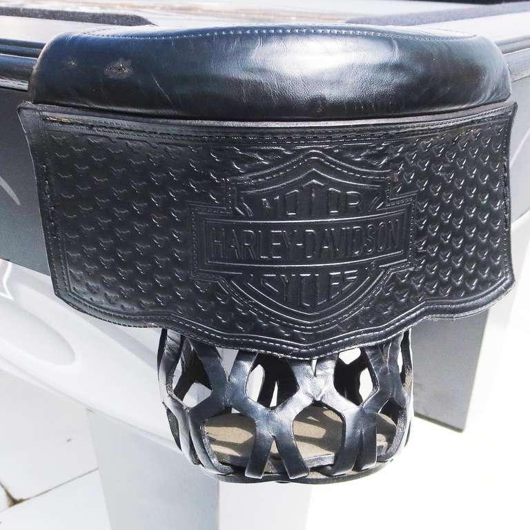 Harley Davidson Custom Pool Table At 1stdibs