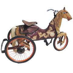 Adult Size, Carnival Horse Racing Bike