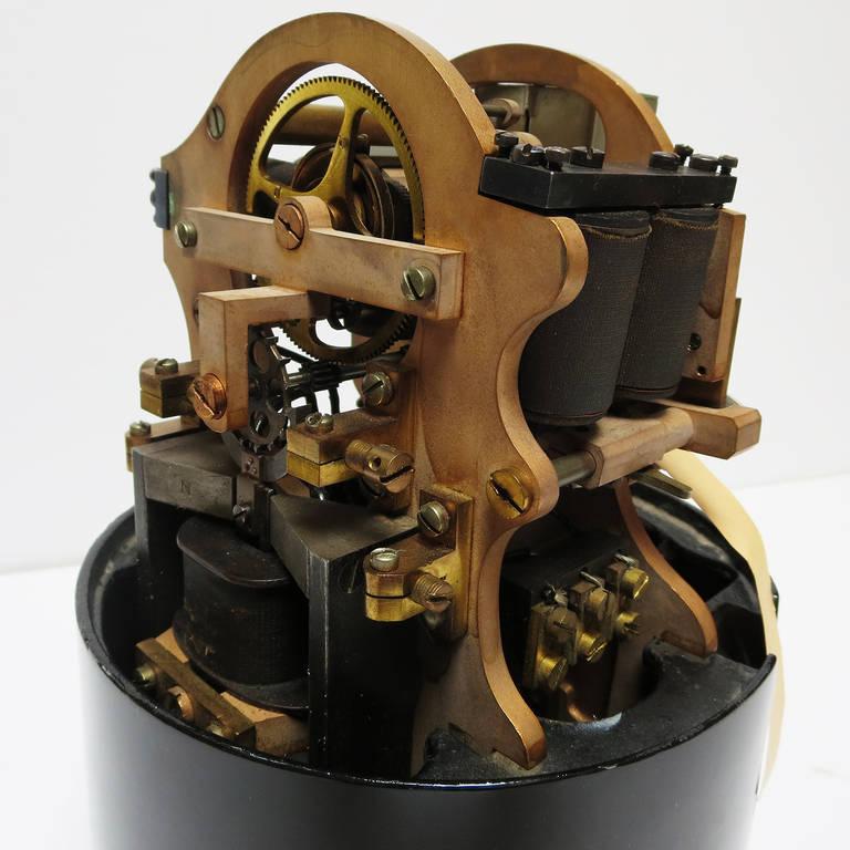 stock ticker machine