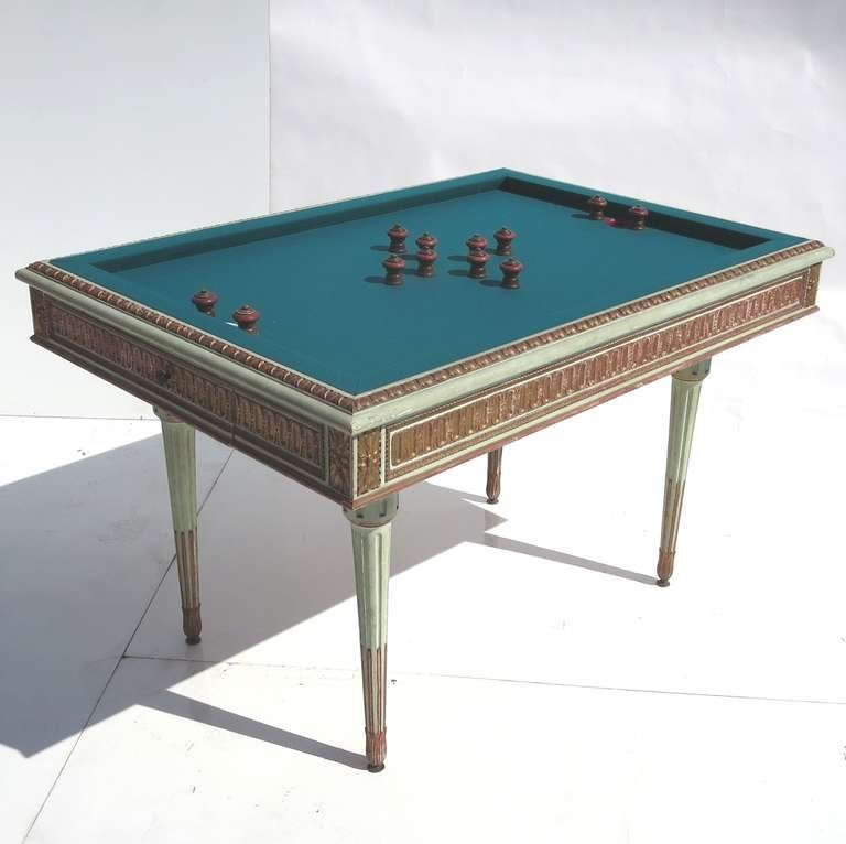 This Lovely Table Was Created By The Brunswick Billiards Company In 1968,  And Retains The