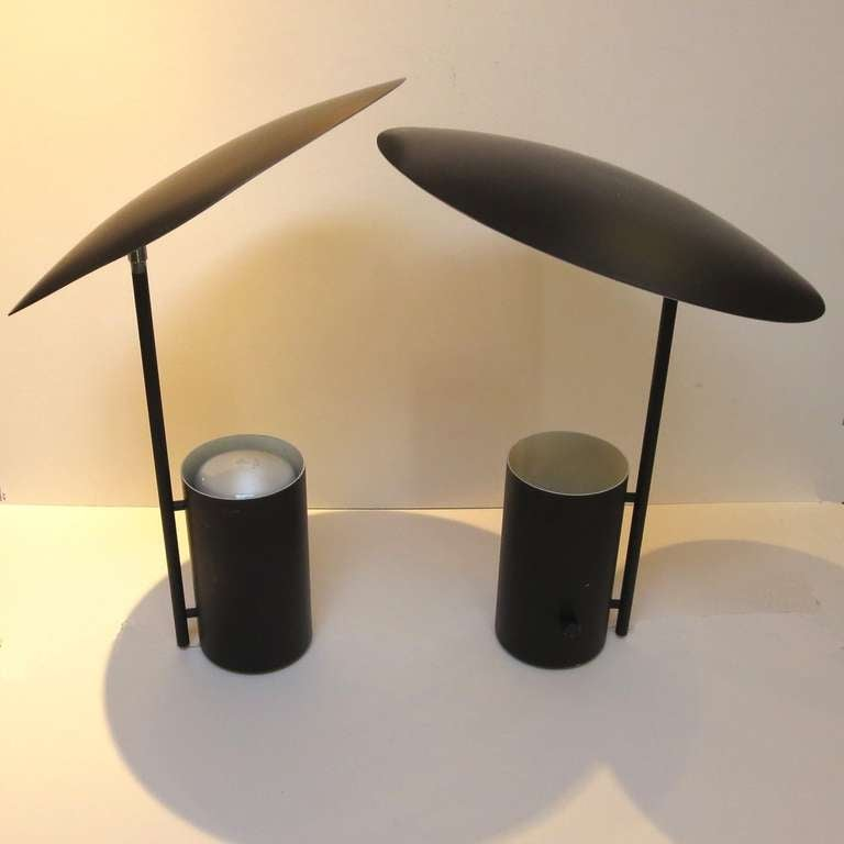 George nelson half nelson lamps for koch and lowy at 1stdibs for Half nelson table lamp