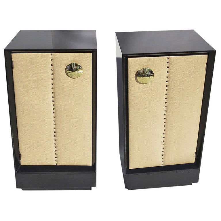 Gilbert Rohde Paldao Cabinets for Herman Miller