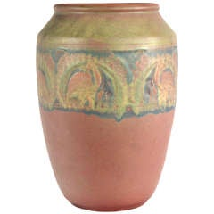 Rookwood Pottery Vase by William Hentschel