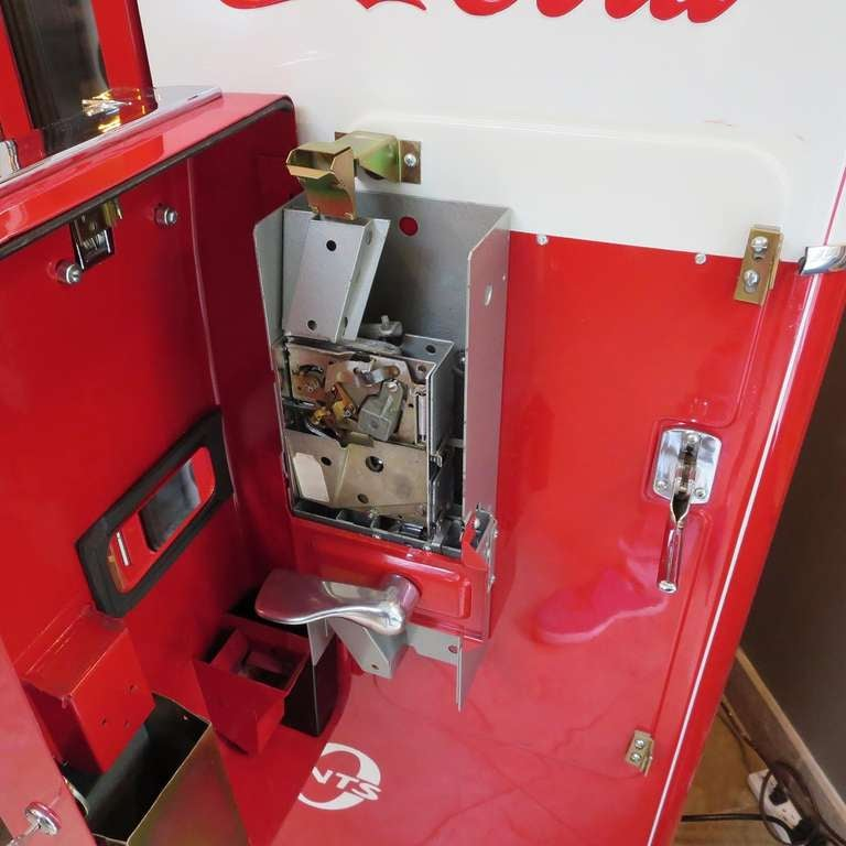 Fully Restored Vendo 56 Coca Cola Machine at 1stdibs