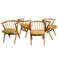 Sibast #8 Danish Armchairs