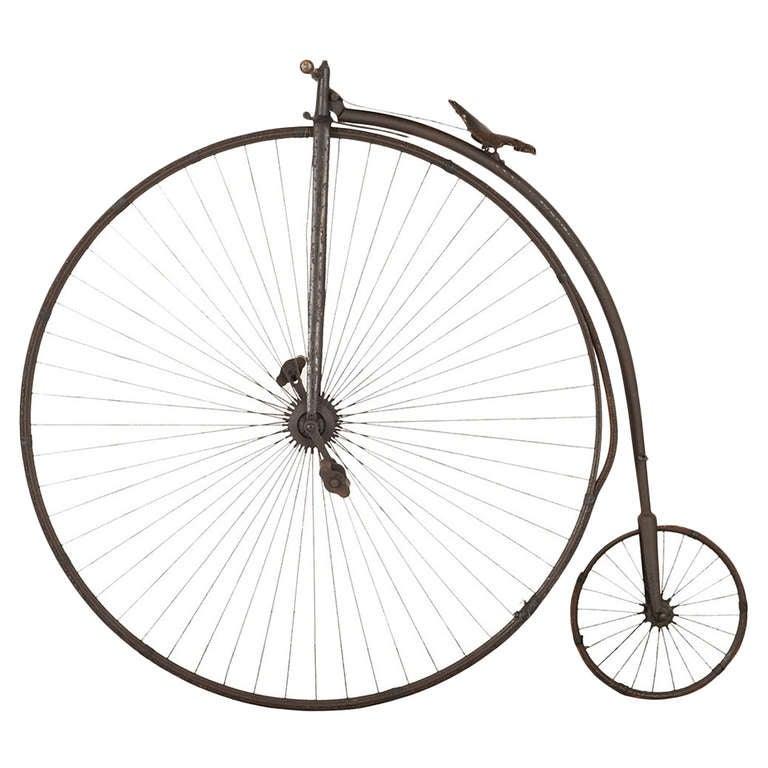 Original Penny-Farthing Bicycle