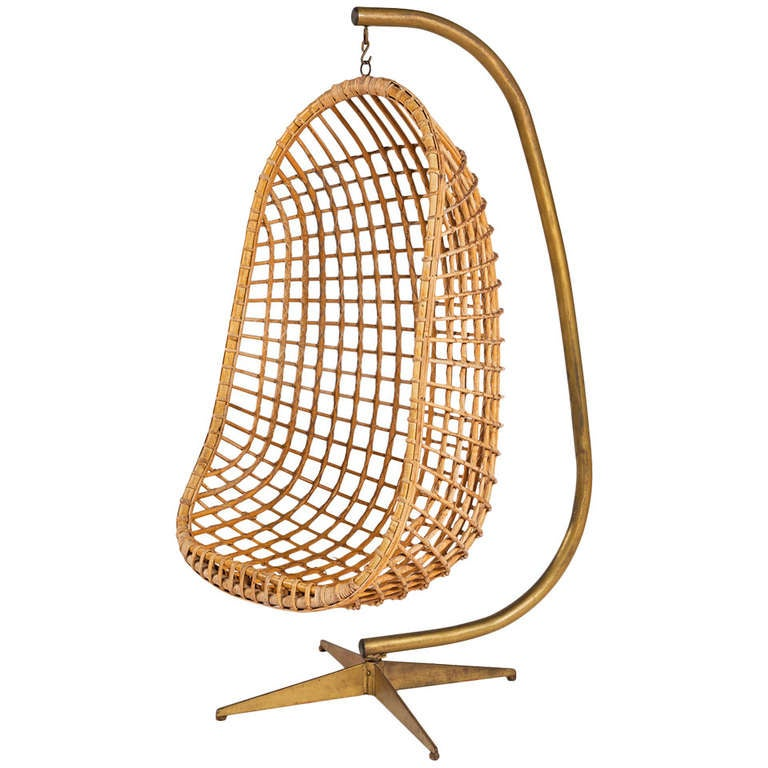 1013186 for Suspended egg chair