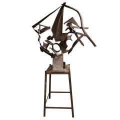 Upper Story Sculpture