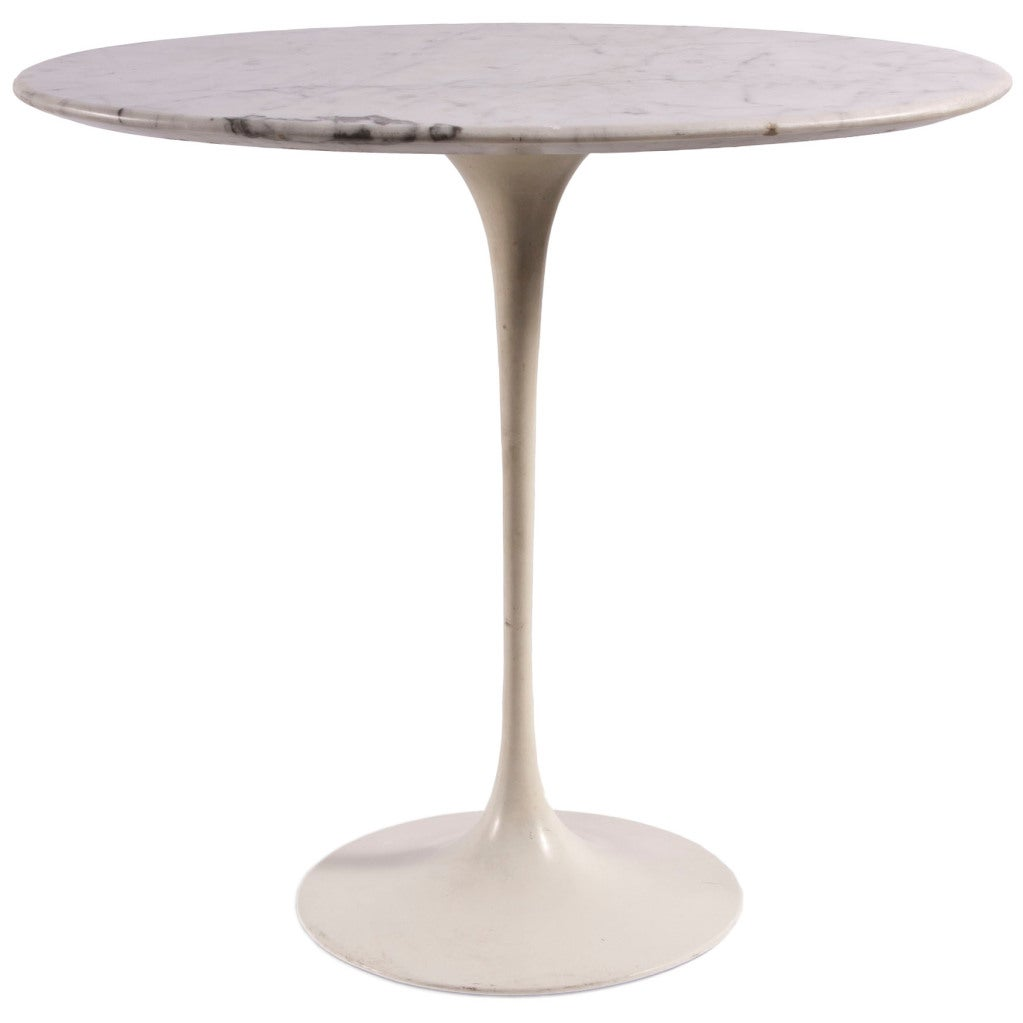 saarinen tulip side table at 1stdibs. Black Bedroom Furniture Sets. Home Design Ideas