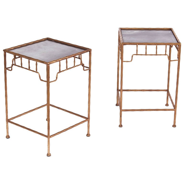 Pair of shanghai side tables at 1stdibs for X furniture shanghai