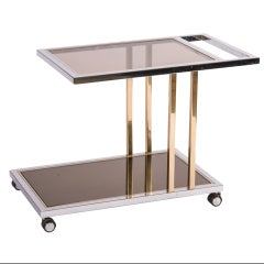 The Cosmo Bar Cart