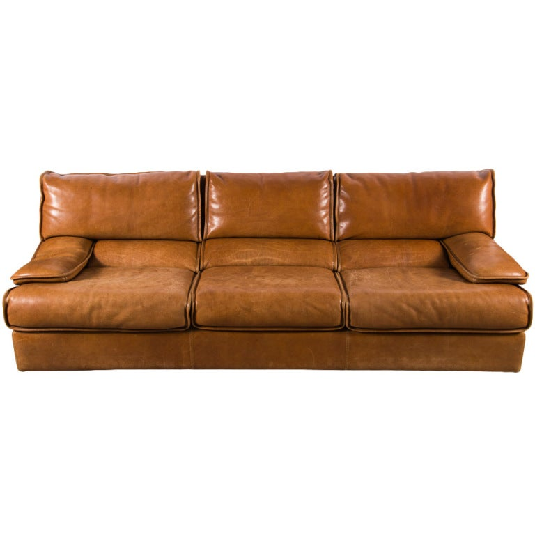 Benjamin Three Seater Sofa At 1stdibs