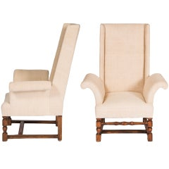 Downton Wing Chairs