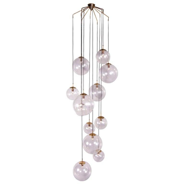 celestial chandelier at 1stdibs