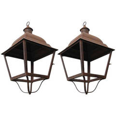 Reproduction French Lantern