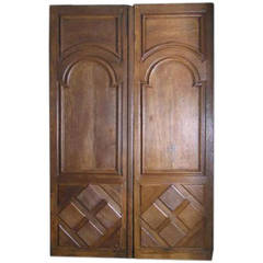 18th Century Parisian Entry Doors