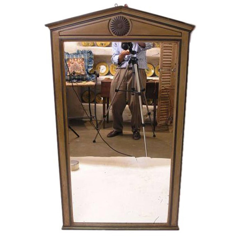 ON SALE  Mirror 19th Century French Neoclassical