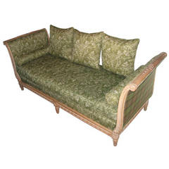18th Century French Neoclassical Daybed